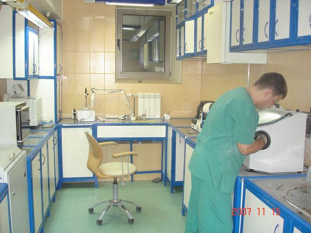 Заведующий детского лор отделения областной больницы